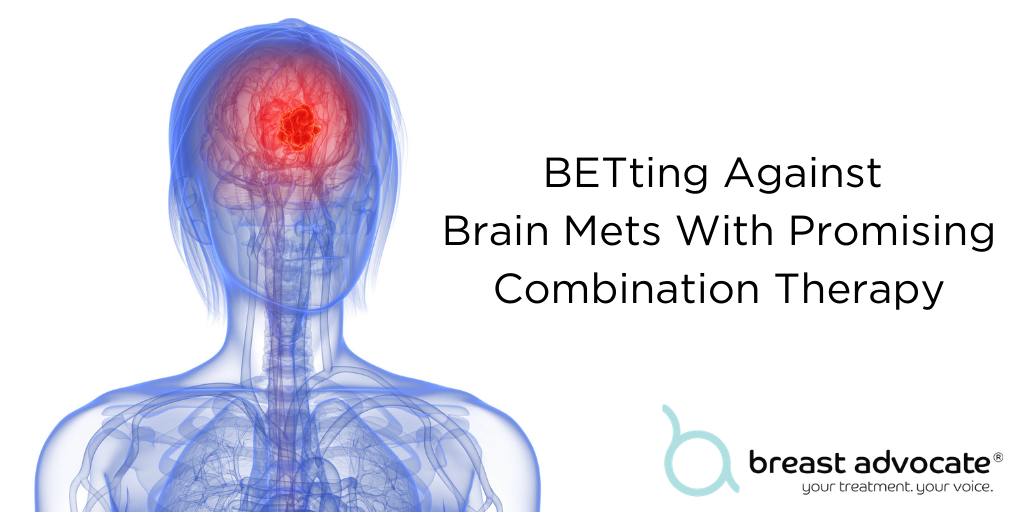 breast cancer brain mets - don't ignore stage 4